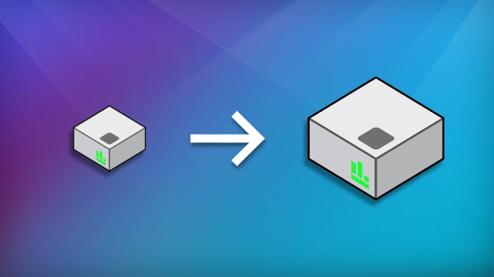 CREATE A BACKUP AND RESIZE A DRIVE